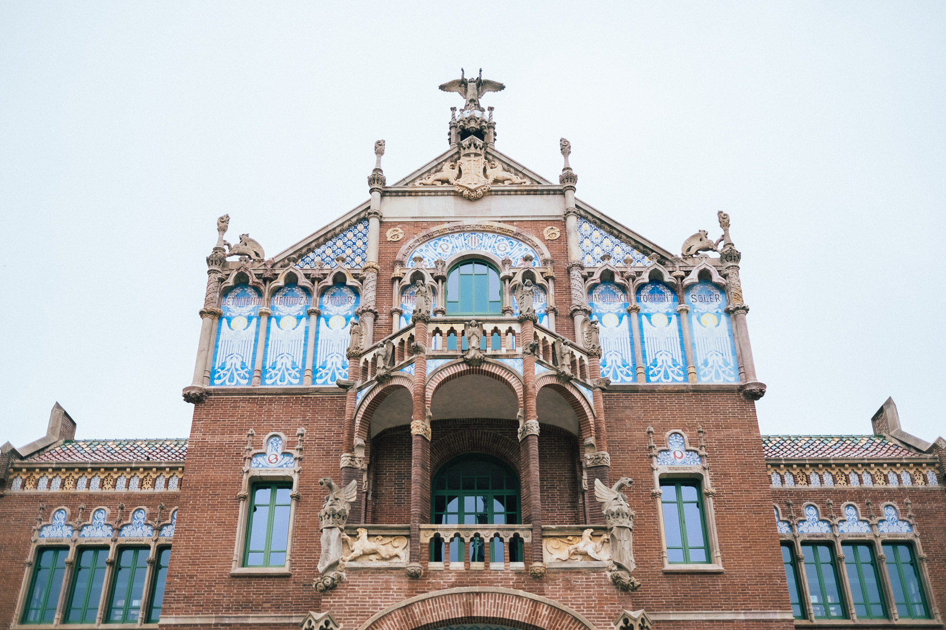Hospital de la Santa Creu i Sant Pau 14