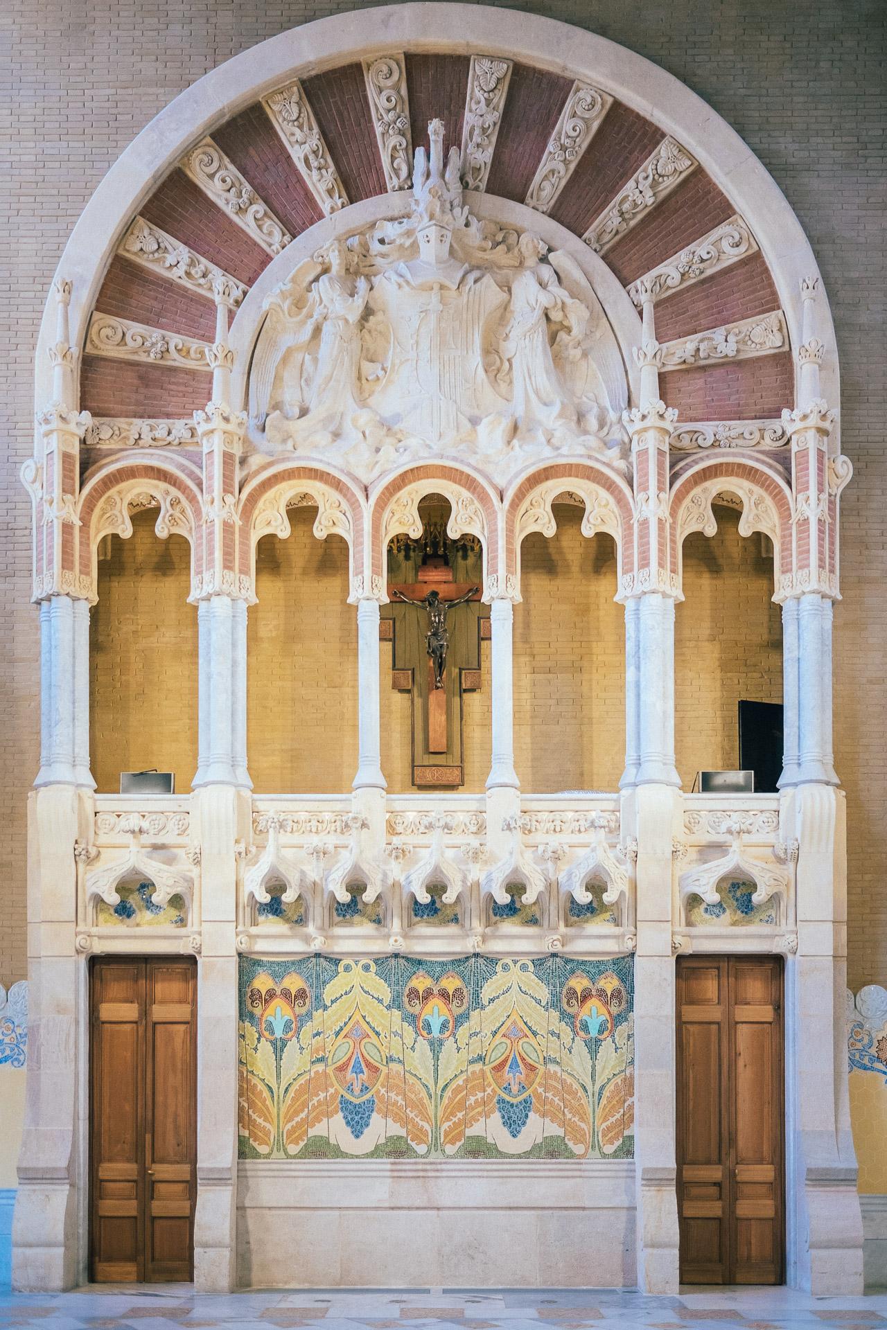 Hospital de la Santa Creu i Sant Pau 5