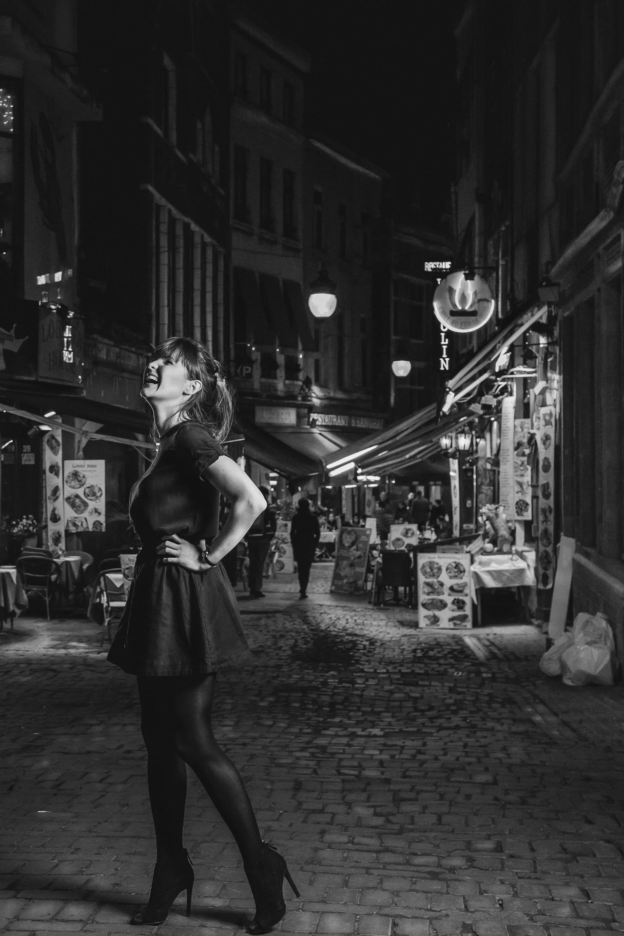 Parisienne in Brussels 2