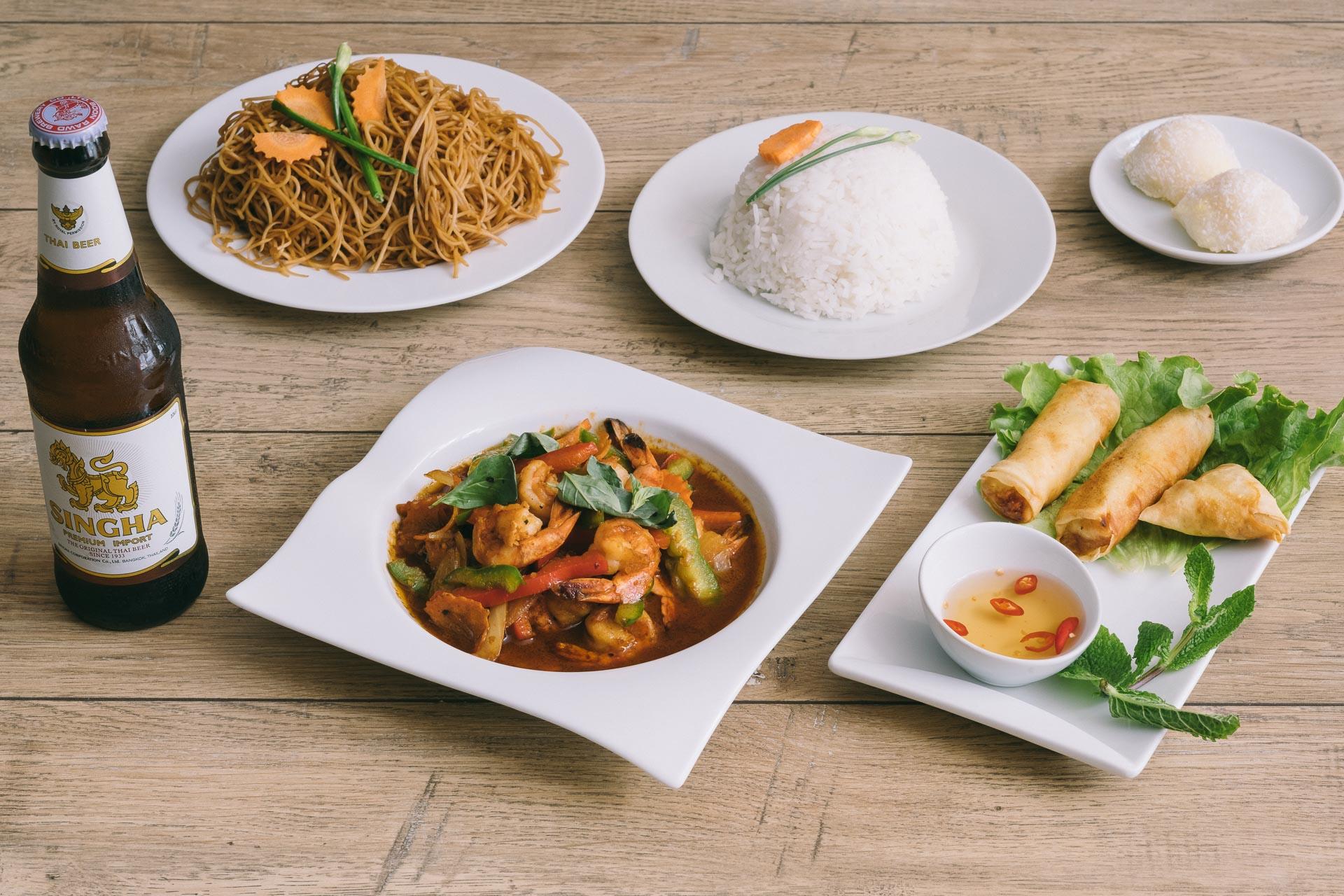 Restaurant O Thai Lille 1